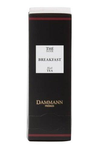 Dammann Frères - Breakfast - Thé noir - 24 sachets
