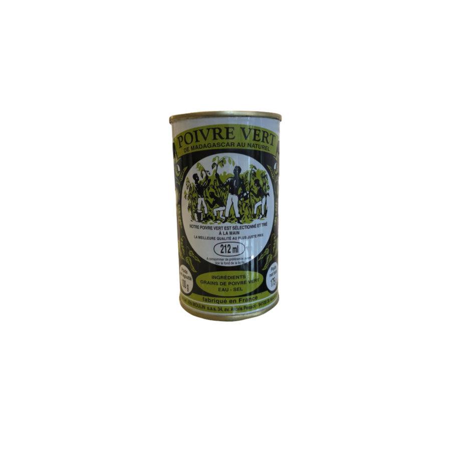 Poivre vert saumure - 100g