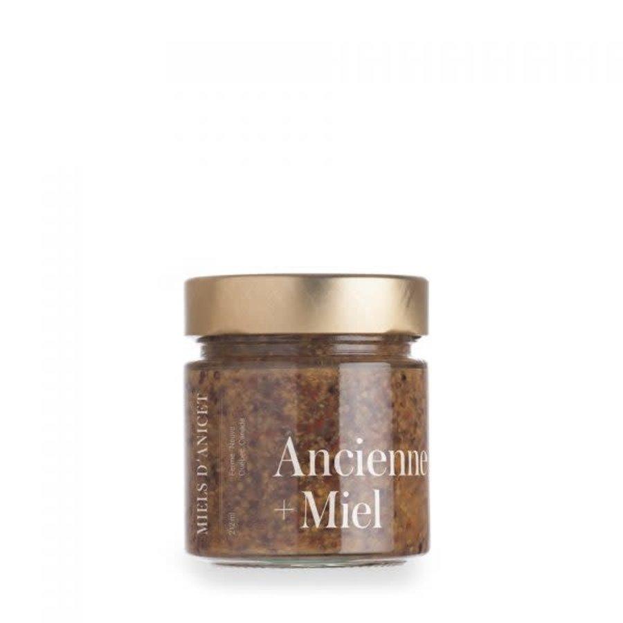 Miels d'Anicet - Ancienne + Miel - 212 ml