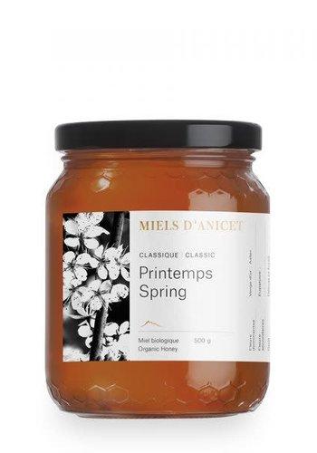Miels d'Anicet - Printemps (Miel Classique) - 500g