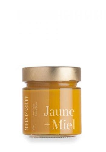 Miels d'Anicet - Yellow Mustard + Honey - 212 ml