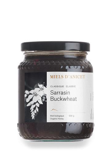 Miels d'Anicet - Sarrasin (Miel Classique) -  500g