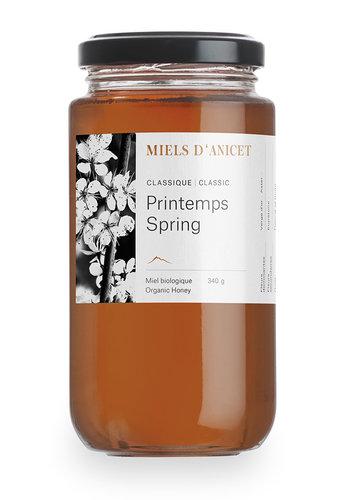 Miels d'Anicet - Printemps (Miel Classique) - 340g