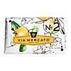 Via Mercato - Savon en barre (2) - Thé vert et musc blanc - 200g