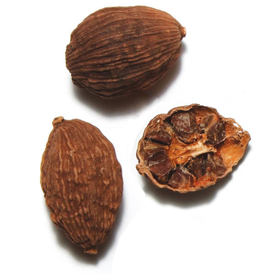 Épices de cru - Cardamome noire chinoise - 15g