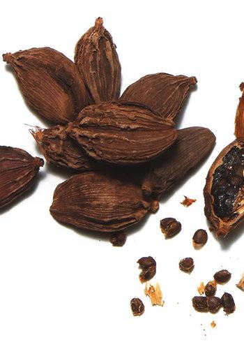 Cardamome noire indienne - Épices de cru - 35 g