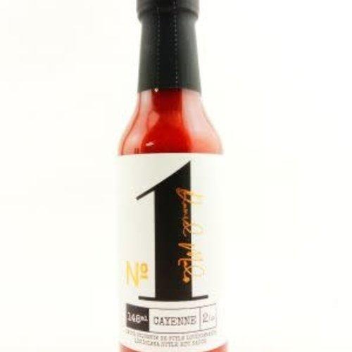 Roi de la Sauce -  Sauce piquante No 1