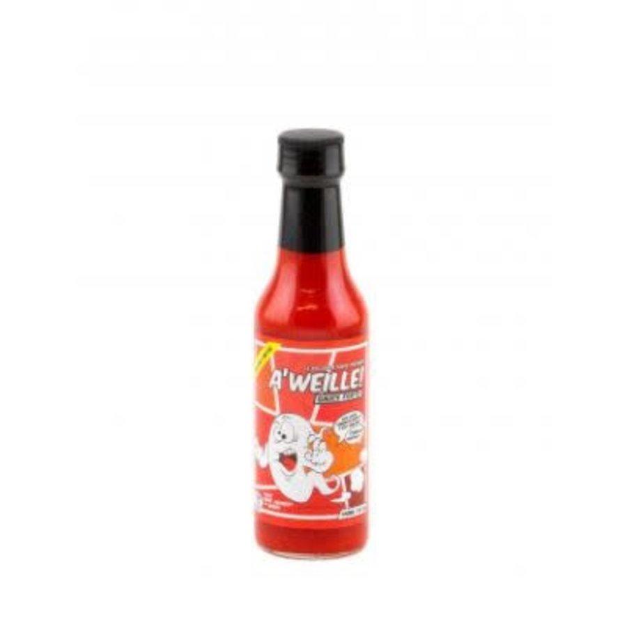 Roi de la sauce - A'weille (Hot sauce)