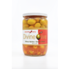 Olives vertes piquantes - Divine Olive - 400g