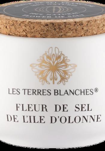 Fleur de sel de L'Ile D'Olonne | Les Terres Blanches | 100g