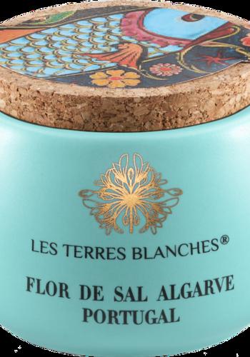 Fleur de sel du Portugal  Algarve 70g | Les Terres Blanches