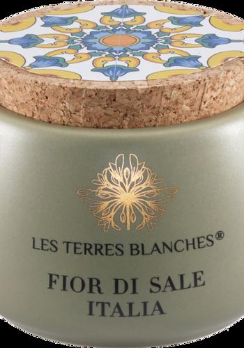 Fleur de sel de l'Italie 70g | Les Terres Blanches