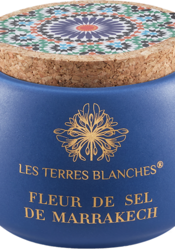 Fleur de sel de Marrakech 100g | Les Terres Blanches