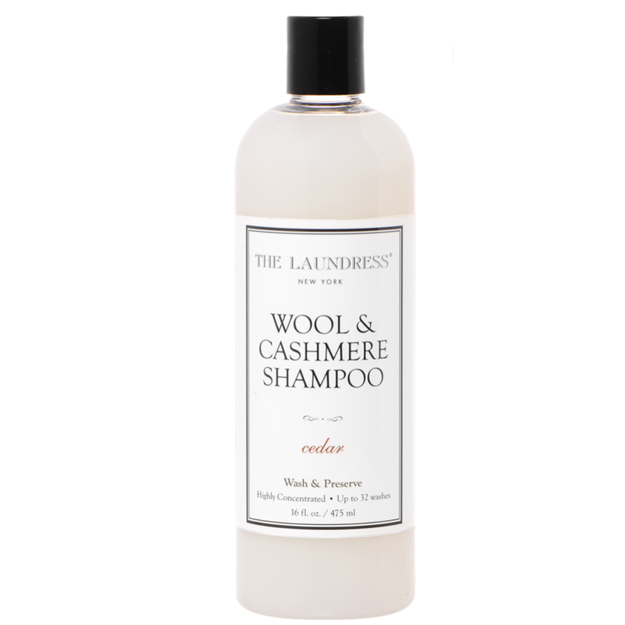 Wool & Cashmere Shampoo - The Laundress New York - 475 ml