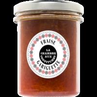 Confiture de fraise Gariguette 200g | La Chambre aux Confitures