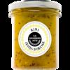 Confiture de kiwi et zestes d'orange 200g | La Chambre aux Confitures