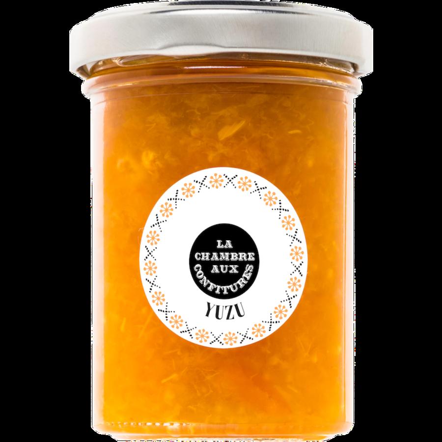Marmelade de Yuzu 100g | La Chambre aux Confitures