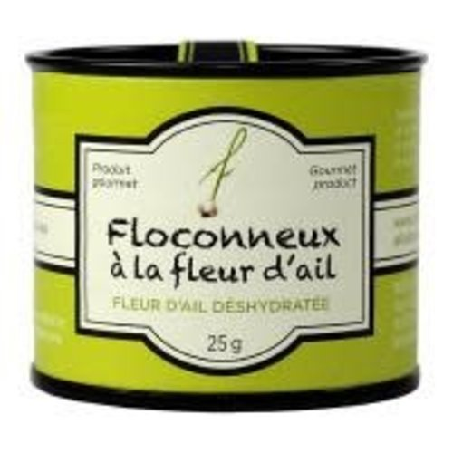 Floconneux à l'ail - À Fleur de Pot - 55g