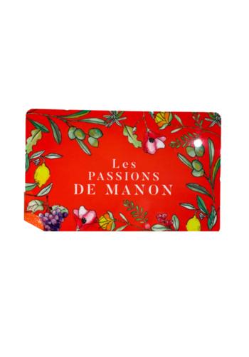 Carte-cadeaux Les Passions de Manon