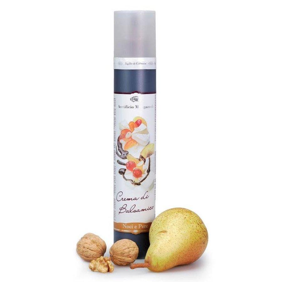 Crème de balsamique noix et poire - Mengazzoli - 320g