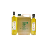 Huile d'olive extra vierge non filtrée 500 ml | L'Oulibo
