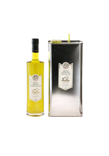 Huile d'olive L'Oulibo Cuvée Prestige 750 ml | L'Oulibo