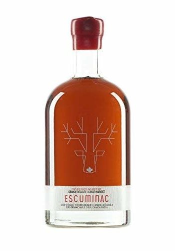 Sirop d'érable Grande récolte - Érablière Escuminac - 500ml