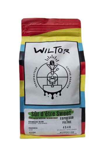Café Le Sur d'être sweet 454g |Wiltor café|