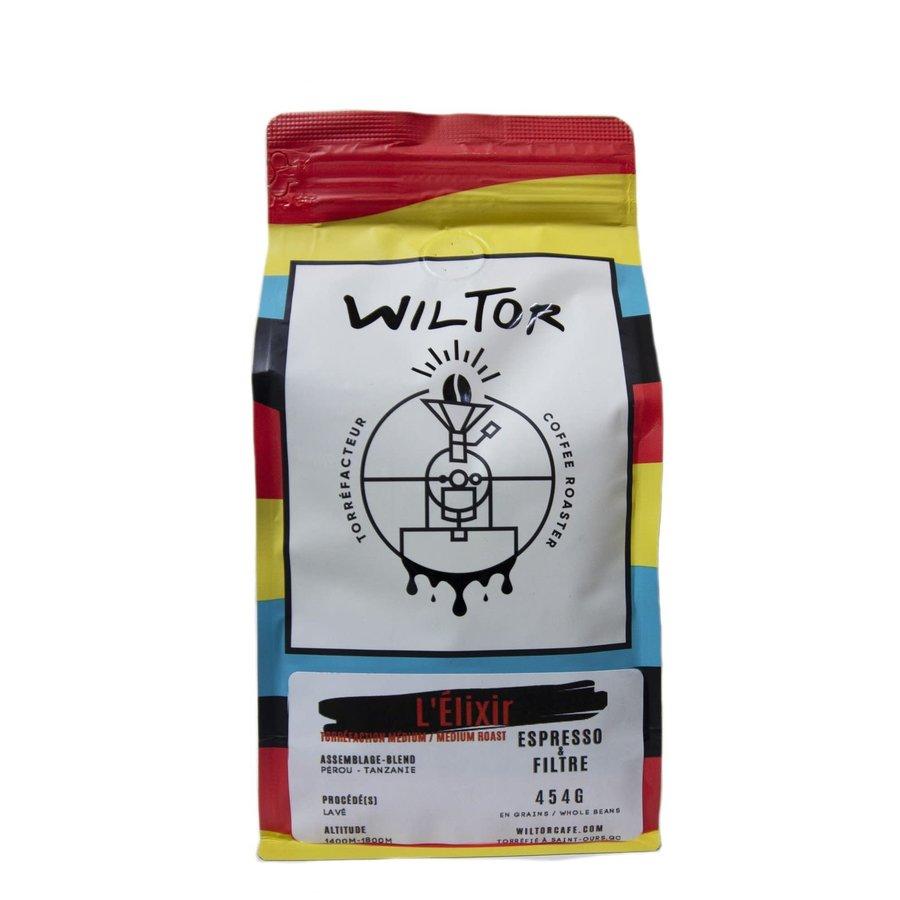 Café L'Élixir - Wiltor café - 454g