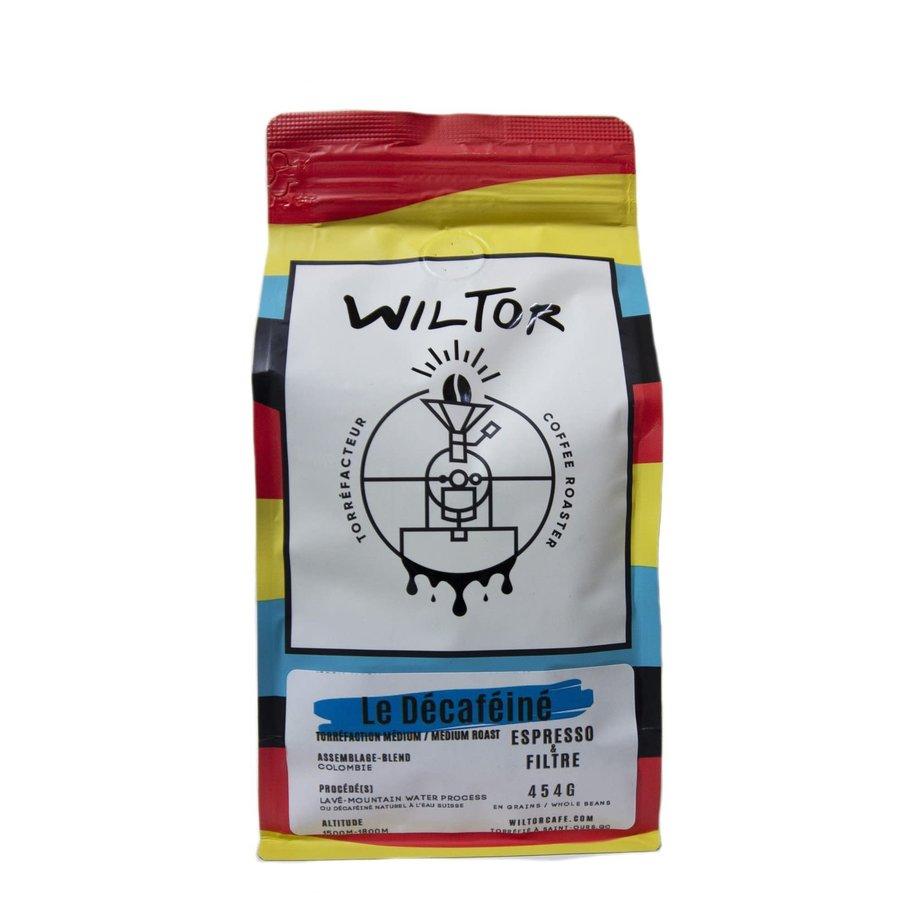 Le Décaféiné - Wiltor café - 454g