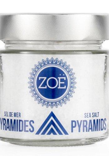 Sel de mer Pyramides - Zoë -  110g
