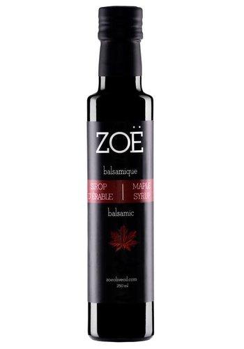 Vinaigre balsamique infusé à l'érable - Zoë - 250 ml