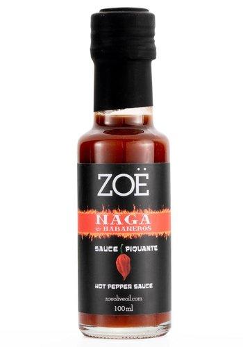 Sauce piquante Naga - Zoë - 100 ml