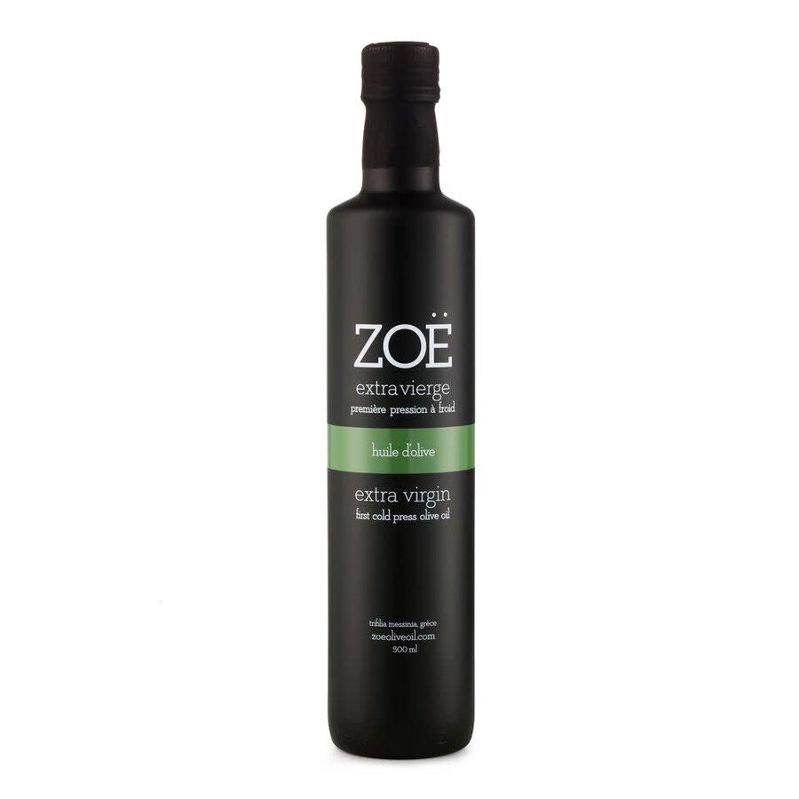Huile d'olive extra vierge - Zoë - 500 ml