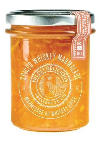 Marmelade au whisky épicé