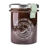 Confit d'oignons à la truffe noire & balsamique - Wildly Delicious - 200gr