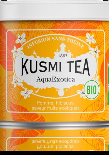 AquaExotica - BoIte metal 125gr | Thé Kusmi