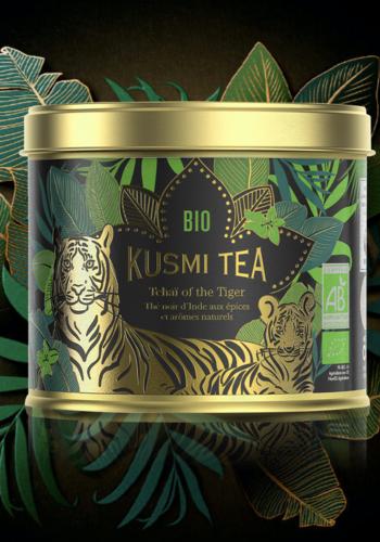 Tchai of the Tiger bio | Kusmi 100g
