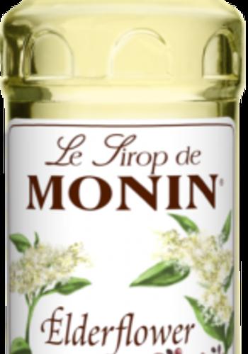 Sirop Monin sureau 750 ml   Monin