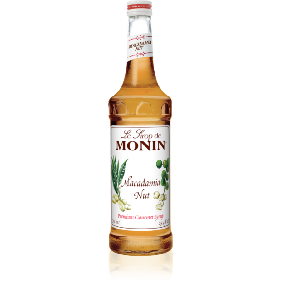 Sirop  Noix de Macadam   Monin   750ml