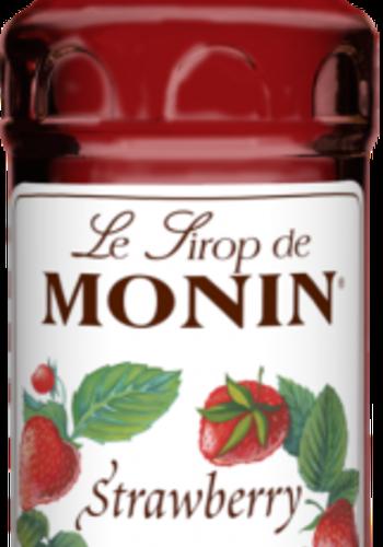 Sirop de Fraises   Monin 750 ml
