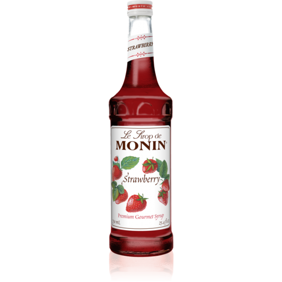 Sirop Fraises | Monin | 750 ml