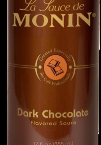 Sauce Chocolat Noir | Monin | 355ml