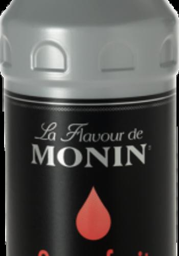 Concentré de  saveur de Pamplemousse ( sans sucre)   Monin 375ml
