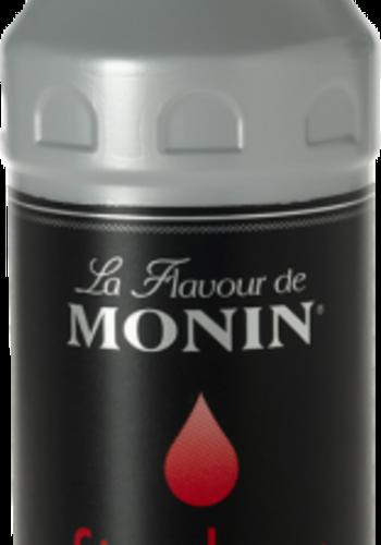 Concentré de saveur de Fraise (sans sucre) | Monin 375ml