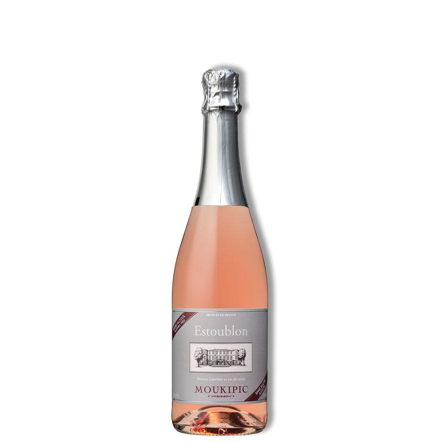 Moukipic Rose 750ML | Château d'Estoublon | 750 ml