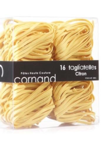 Tagliatelles |  citron  | Pâtes Haute Couture | Cornand 380 g