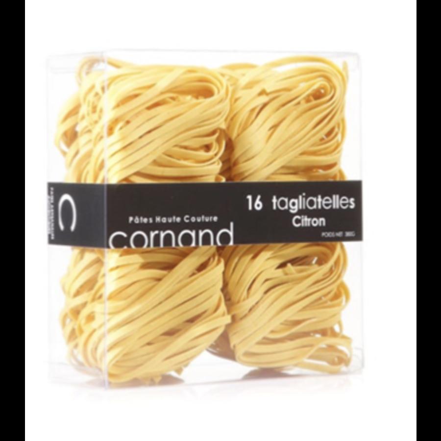 Tagliatelles    citron    Pâtes Haute Couture   Cornand 380 g