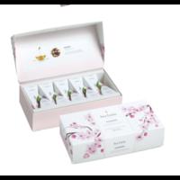 Coffret bio Hanami | Tea Forte 10 sachets