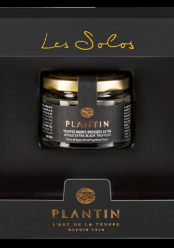 Coffret truffes noires entières | Plantin 15g